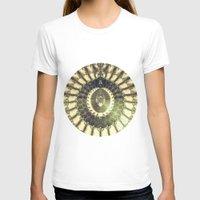 oriental T-shirts featuring Oriental Sun by Design Windmill