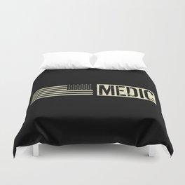 U.S. Military: Medic Duvet Cover