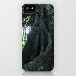In The Bush iPhone Case