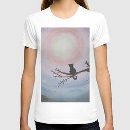 Watching a Hopeful Sunset T-shirt