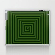Squared Spiral Laptop & iPad Skin