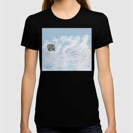 I feel like we don't belong here - Lost in the Ocean T-shirt
