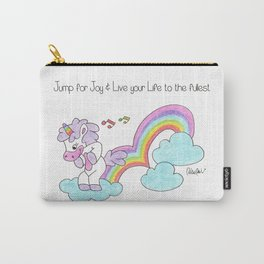 Jump for Joy Carry-All Pouch