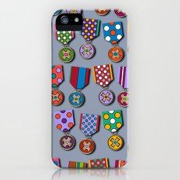 Medals iPhone Case