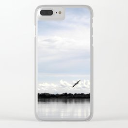 flying free . Araguaia Clear iPhone Case