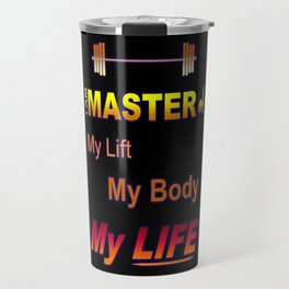 Master of My Life Travel Mug