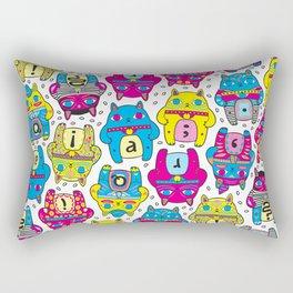CatCat For Ever Rectangular Pillow
