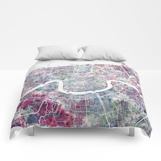 New Orleans  Comforters