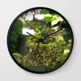 Baby hummers Wall Clock