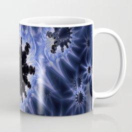Blue Microbes Coffee Mug