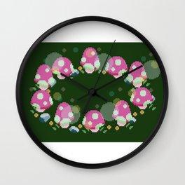 Fairy Ring Wall Clock