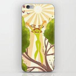 Summer Sprite iPhone Skin