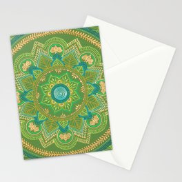 Garden Bees Stationery Cards