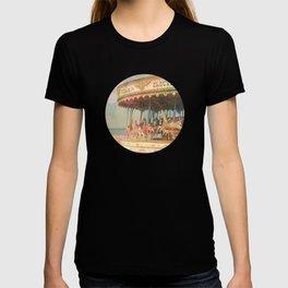 Circling Horses T-shirt