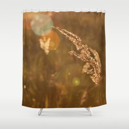 Last Days of Summer Shower Curtain