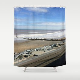 Seaside  Shower Curtain