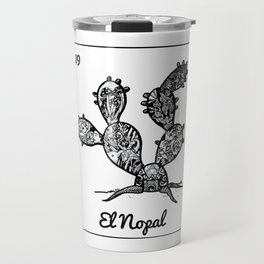 39. El Nopal Travel Mug