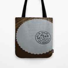 Old Ship Saloon Tote Bag