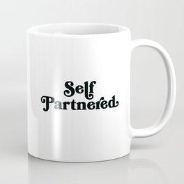 Self Partnered Coffee Mug