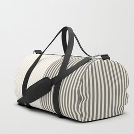 Brush Lines Pattern #society6 #decor #buyart Duffle Bag