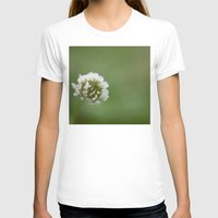 clover T-shirts featuring clover by studiomarshallarts