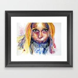 You belong to eternity Framed Art Print