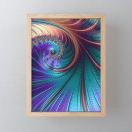 Flamenco Framed Mini Art Print