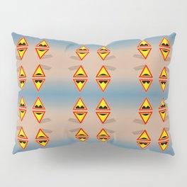 Bikini Season Warning Pillow Sham