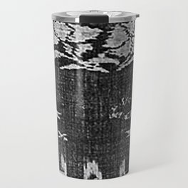 ANCIENT JAPANESE TAPESTRY Travel Mug