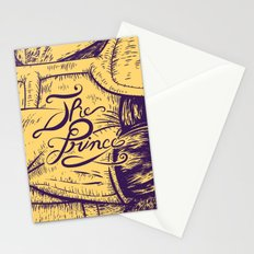 The Prince Stationery Cards