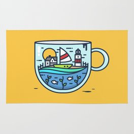 CupScape Rug