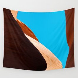 Curves of the Valley Wall Tapestry