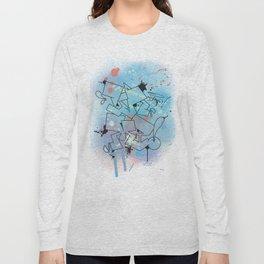 Vamp Paint Long Sleeve T-shirt