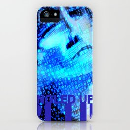 Tangled Up Too iPhone Case