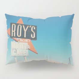 Roys Motel & Cafe ... Pillow Sham