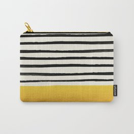 Sunset x Stripes Carry-All Pouch