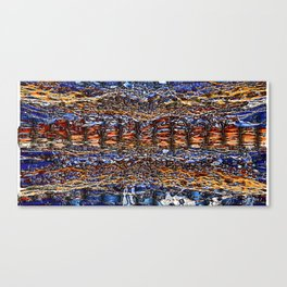 Plastic Wax Factory Vol 02 85 - KADATHERON Canvas Print