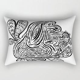 Flow 005 Rectangular Pillow
