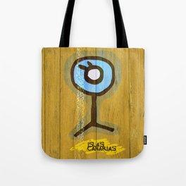 Simbologia Tribal 10 / Canary Islands Tote Bag