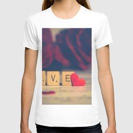 Love roses | j'aime les roses T-shirt