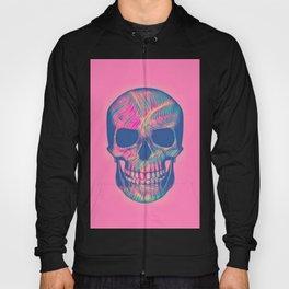 Skull Stripe Art Hoody