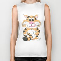 gizmo Biker Tanks featuring GIZMO by Topper