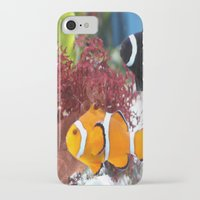 nemo iPhone & iPod Cases featuring Finding Nemo! by Becky Dix