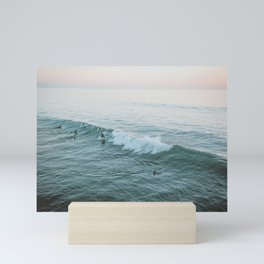 Let's Surf V Mini Art Print