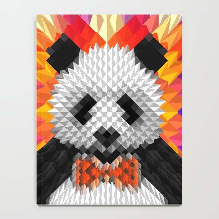 Geo Panda Notebook
