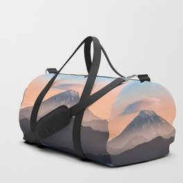 Vilyuchik volcano Duffle Bag
