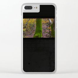 Hope Clear iPhone Case