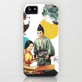 Rectrirond iPhone Case