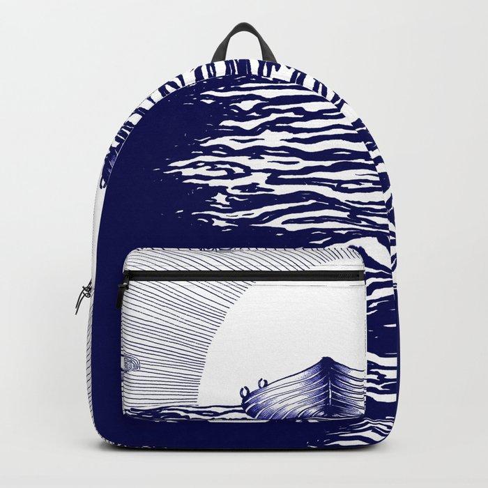 Blue Waters Backpack