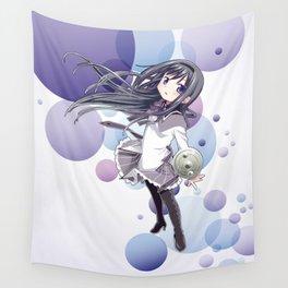 Homura Akemi Wall Tapestry